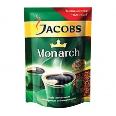 Кофе растворимый Jacobs Monarch, 150г, мягкая упак.