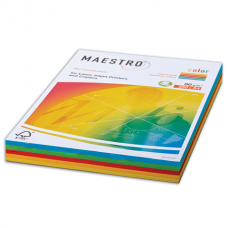 "Бумага ""Maestro Color Intensive Mixed Packs"" А4, 80г/м2, 250л. (5 цветов)"