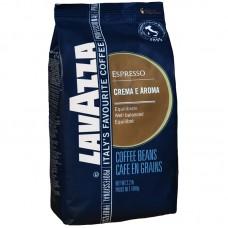 """Кофе в зернах Lavazza """"Crema e Aroma Espresso"""", вакуумный пакет, 1кг"""