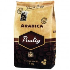 """Кофе в зернах Paulig """"Arabica"""", вакуумный пакет, 1кг"""
